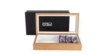 OYOBox: A trendy manner of storing your eyeglasses
