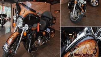 Harley-Davidson limited edition bikes for China's Centenary celebrations