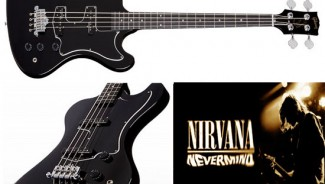 Limited edition Krist Novoselic Signature RD Bass Gibson guitar