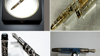 Bonhams to auction greatest single collection of Montblanc pens