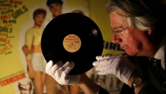 Elvis Presley's first original record of That's All Right (Mama) estimated to fetch $91,000