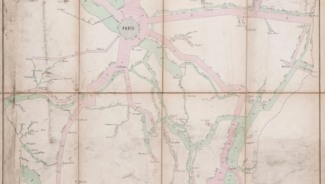 1855 French map climbs to £5,208 at Dreweatts & Bloomsbury