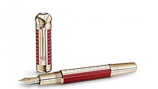 Mont Blanc unveils its Patron of Art Edition 2012: Joseph II writing instruments
