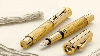 Faber-Castell 2012 Pen of the Year gets the 'Midas' touch