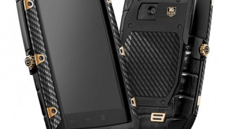 Tag Heuer Manufacture Collection luxury phones is about fine leather crafting