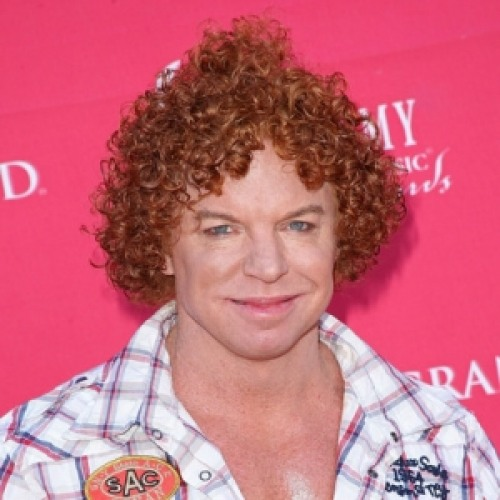 Carrot Top Net Worth 2018 - Bio, Facts, Salary & Earnings
