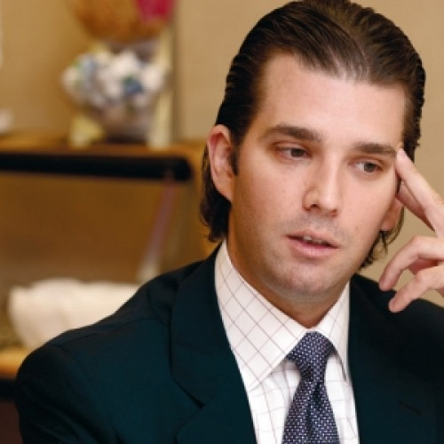 Donald Jr Trump