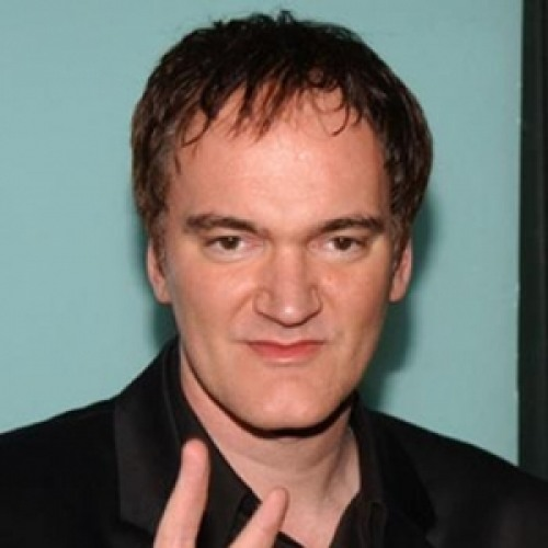 The 54-year old son of father Tony Tarantino and mother Connie Zastoupil, 188 cm tall Quentin Tarantino in 2018 photo
