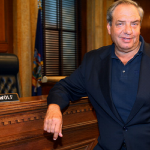 Dick Wolf is one of the topmost TV producers in the US