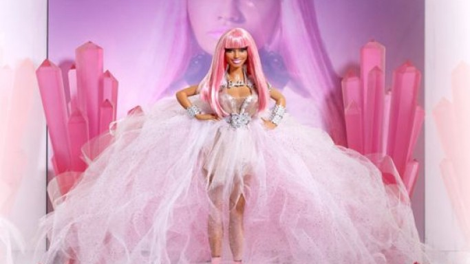 Mattel to auction limited edition Nicki Minaj barbie doll for charity auction