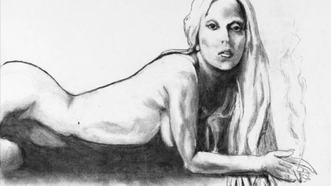 Lady Gaga nude sketch by Tony Bennett to be auctioned on eBay for charity