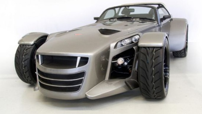 The Donkervoort GTO is a new generation of sports car for the rich boys