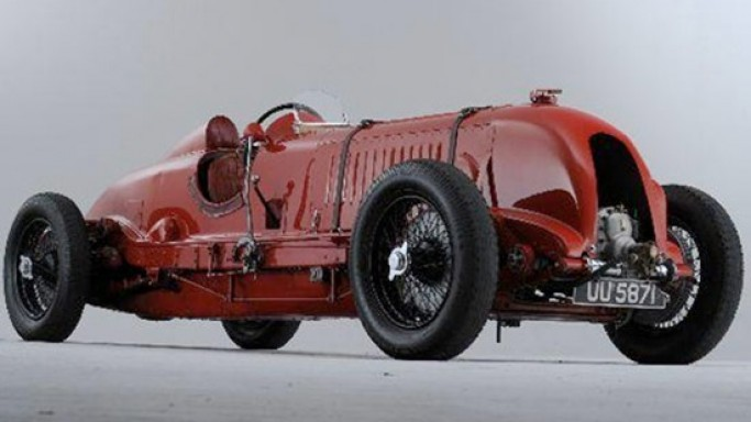The most expensive Bentley to be sold at auction is expected to fetch $6.3 million