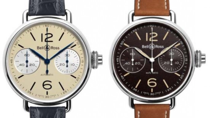 Bell & Ross WW1 special edition watch combines the history of aviation and watch-making