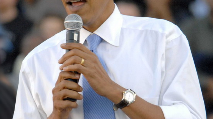 Barack Obama donned TAG-Heuer 1500 wrist watch