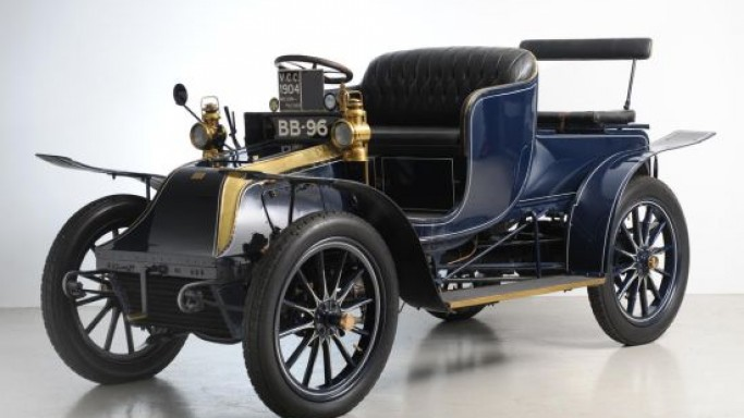 1904 Wilson-Pilcher car built by the inventor of the first British tank is expected to fetch $352,450