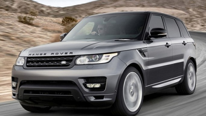 2014 Range Rover Sport is the fastest Land Rover ever