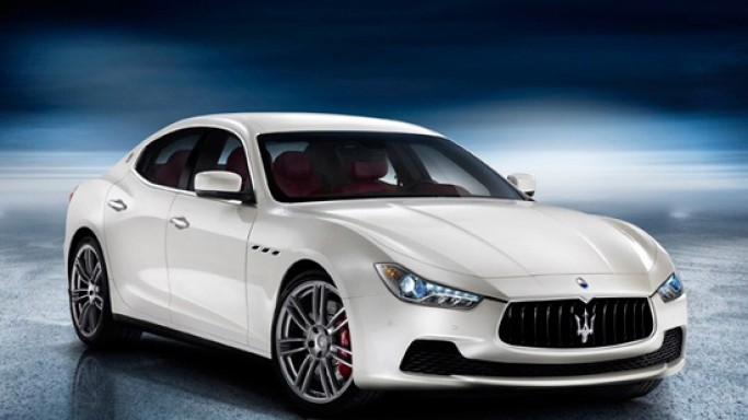 2014 Maserati Ghibli Sedan to be launched at the Shanghai Auto Show