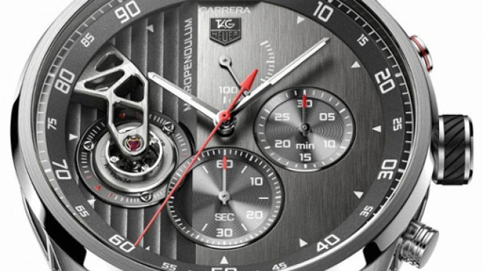 TAG Heuer Carrera MikroPendulum & MikroPendulumS debut at Baselworld 2013