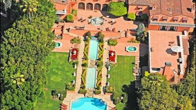 Most expensive US domicile on sale for $165 million