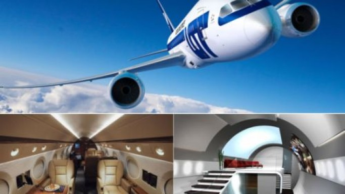 Top 10 most luxurious aircraft interiors
