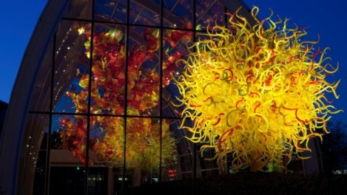 Chihuly Chandeliers by Dale Chihuly