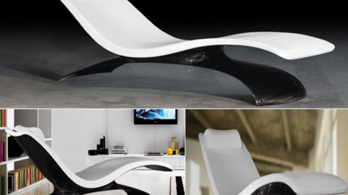 Carbon fiber chair worth $17,600: Furniture for the auto connoisseur