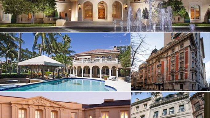 The real estate trend with billionaires is investing in US property market