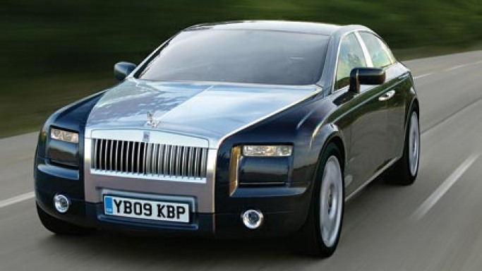 photo of Tyler Perry Rolls-Royce Ghost - car