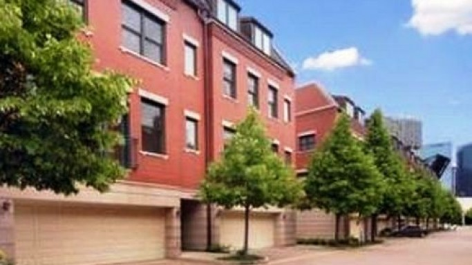 Dwayne wade's Chicago Townhouse home