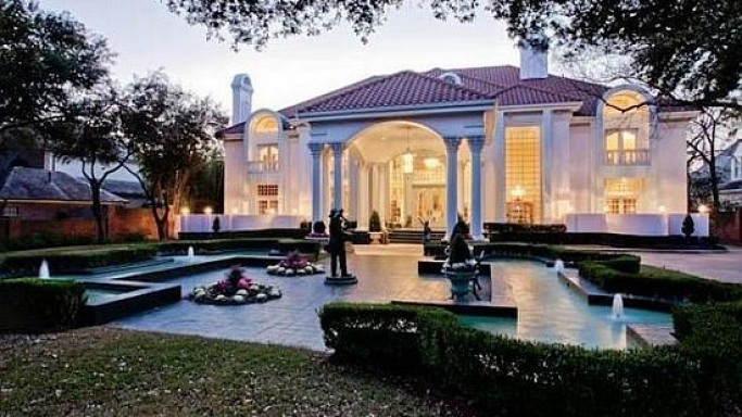 Mary Kay's pink mansion goes on sale