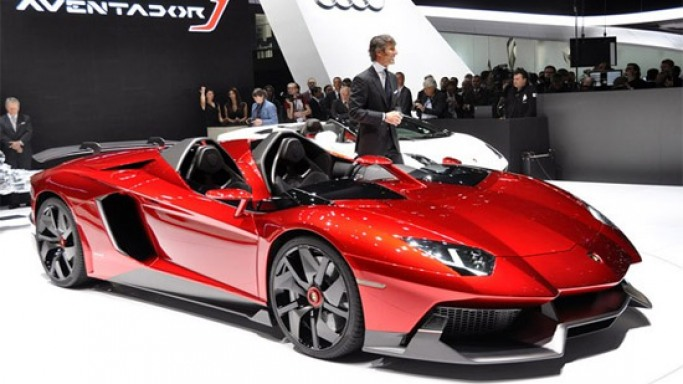 One-off Lamborghini Aventador J Aural Assault sports $2.75 Million price tag