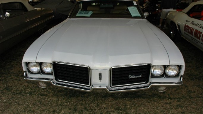 The 1972 Oldsmobile Cutlass