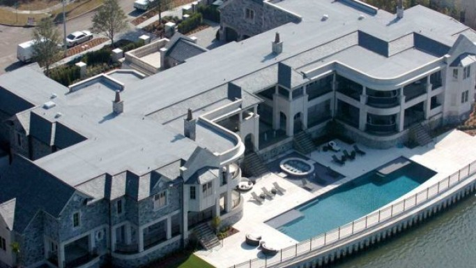 Derek Jeter house in Bahamas