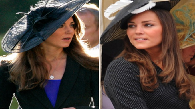 Kate Middleton's hats goes on auction