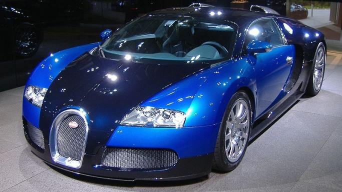How much is the bugatti veyron