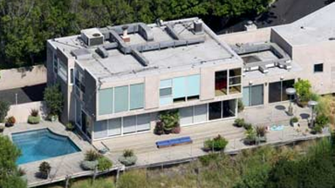 Hayden Panettiere Hollywood Hills Home