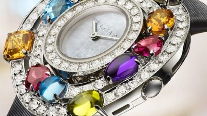 Bvlgari's new Astrale Jewellery Watches for woman