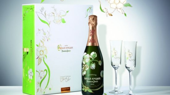 Perrier-Jouët Collection by Claire Coles: The perfect Art & Craft gifts for Christmas