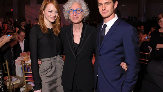 Andrew Garfield at Worldwide Orphans Foundation event