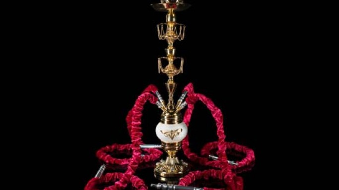 Aurentum Switzerland has crafted a Million Dollar Sheesha