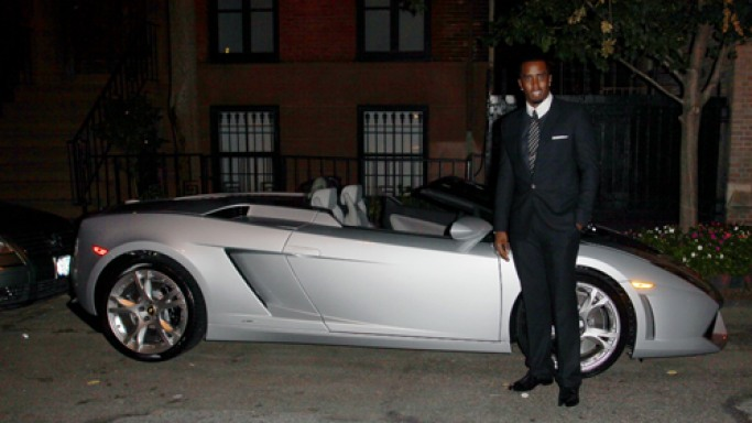 Diddy Net Worth ...P Diddy Cars