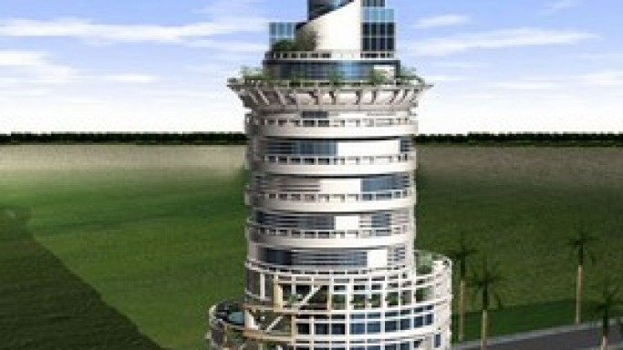 Rotating Tower Planned For Dubai