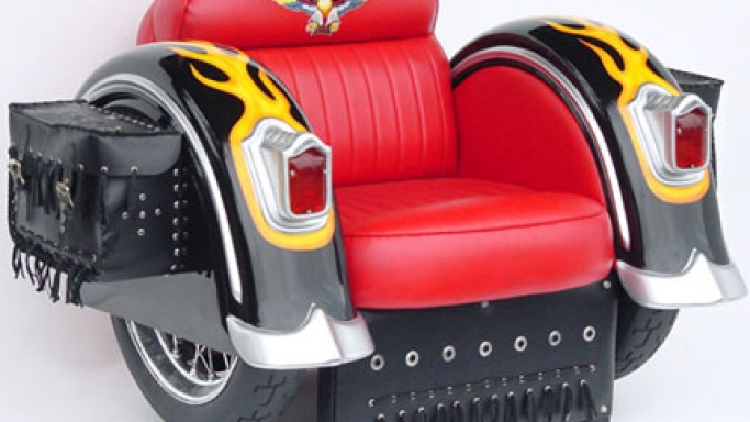 Motorcycle Chair