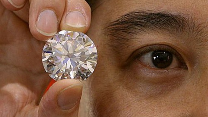Largest D-color flawless diamond sells for nearly £8 million