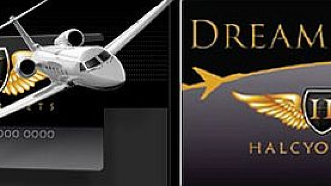 World's most expensive gift card – The $5 million Halcyon  Dream Card