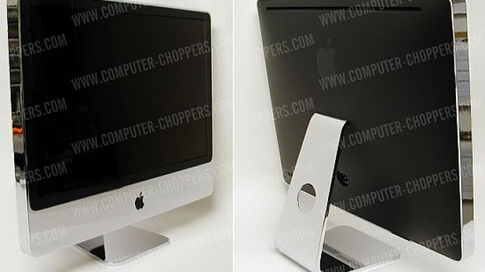 Computer Choppers chose 24-inch iMacs this time