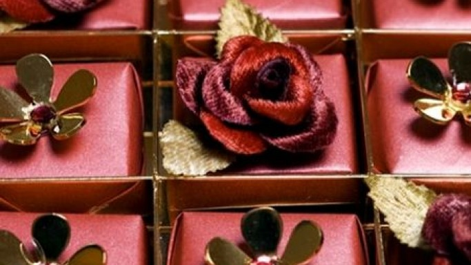 Swarovski-studded chocolates for $10,000 from Harrods