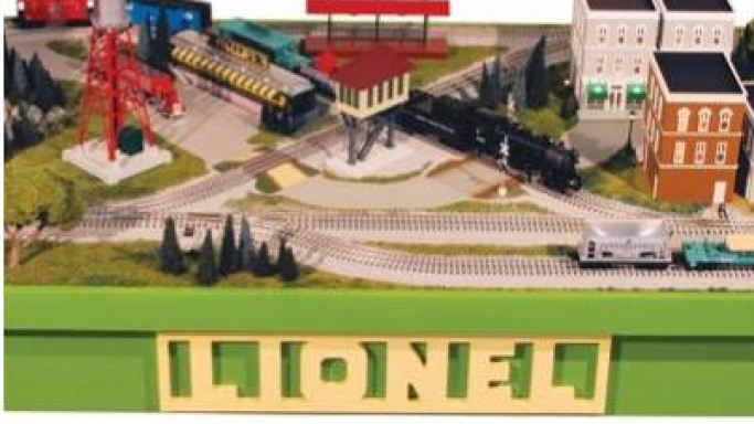 $12,000 Lionel toy train set is for rich kids