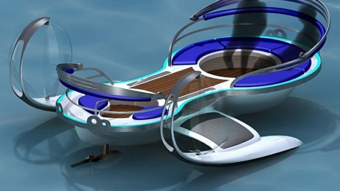 Odyssey Water Vehicle to perk up green transportation